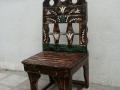 JILT-lemn de brad pictat.Dim.130x60x50cm